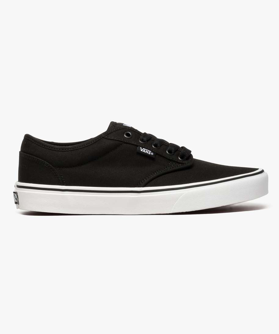 Gemo chaussures baskets basses en toile - vans mn atwood noir ...