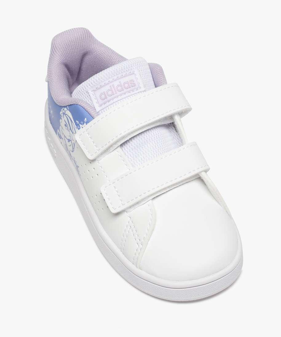 Gemo chaussures tennis fille a scratch - adidas advantage reine ...