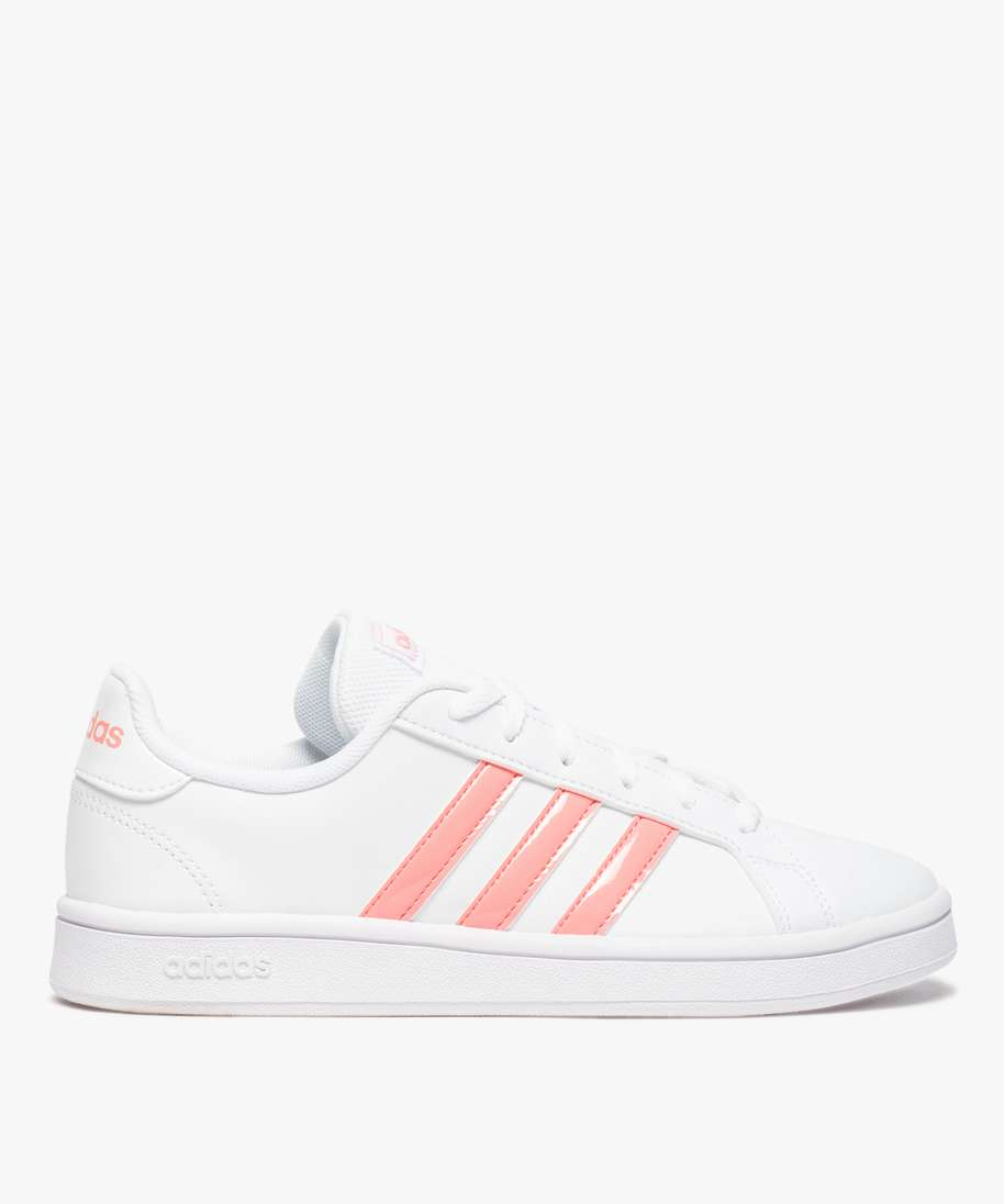 Gemo chaussures tennis femme bicolores a lacets - adidas grand ...